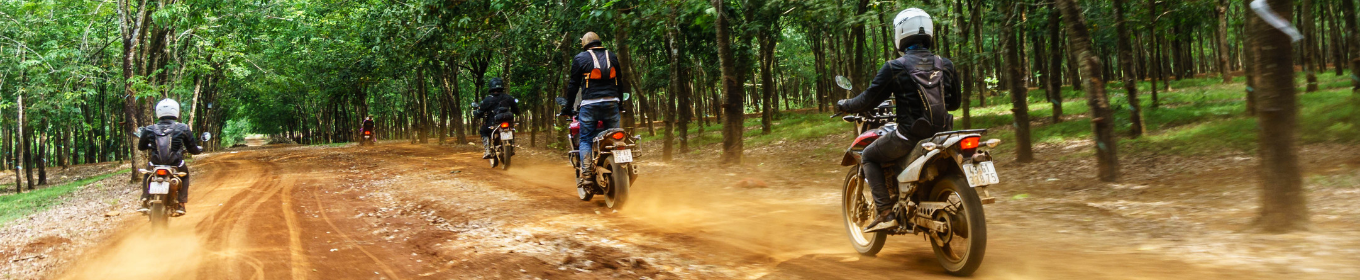 Motorbike Trips In Vietnam. What are the Options?