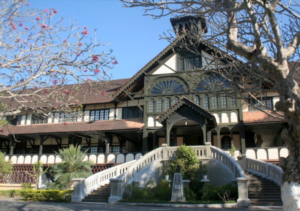 Bishop of Kon Tum's buildings