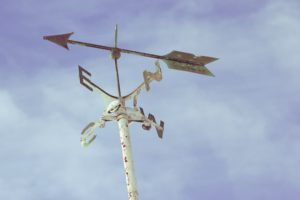 Weather Vane Compass