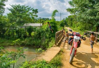 Ho Chi Minh Trail by motorbike route – Part 1 – THE SEDUCTIVE SOUTH