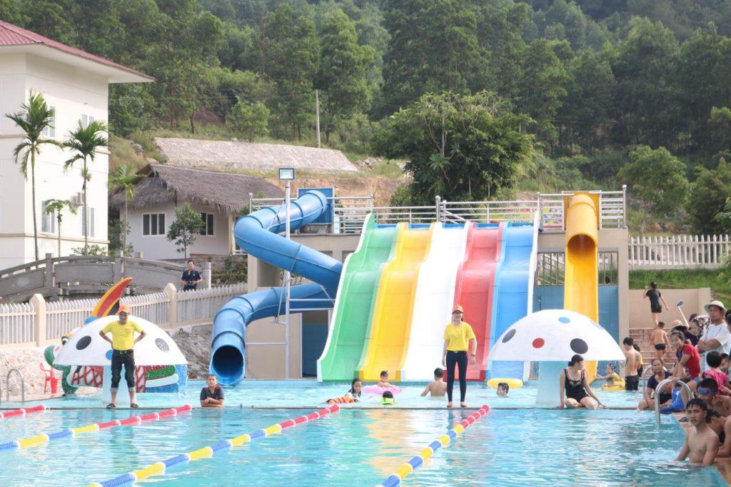 Hai Thuong Eco Resort Pool