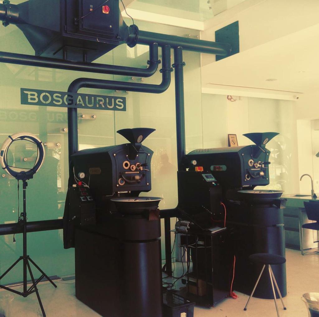 Bosgaurus Coffee Roasters
