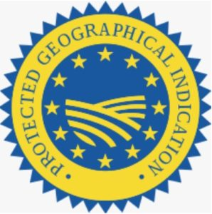 Protected Geographical Indication Seal