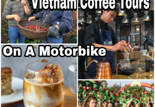 Vietnam Coffee Tours On A Motorbike
