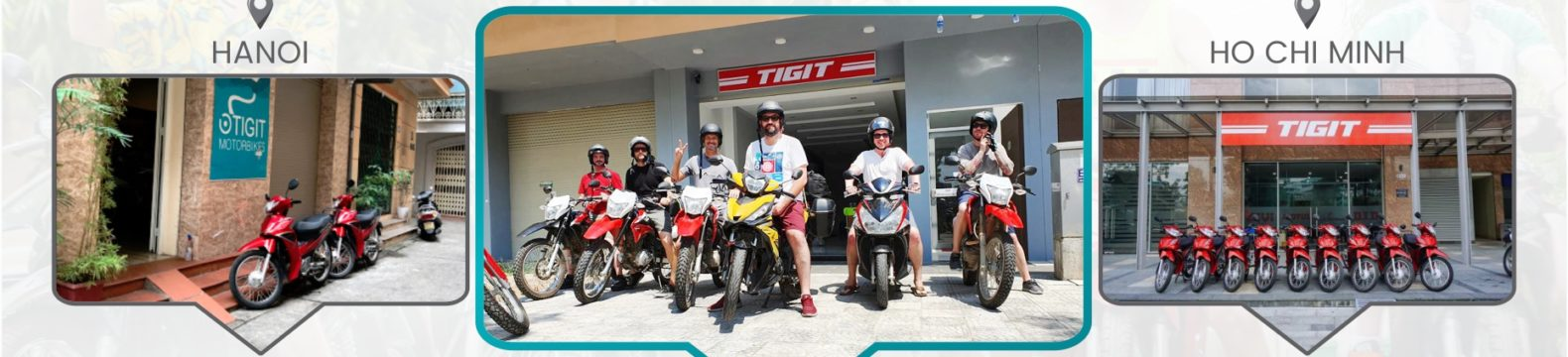 Danang Motorbike Rental Shop