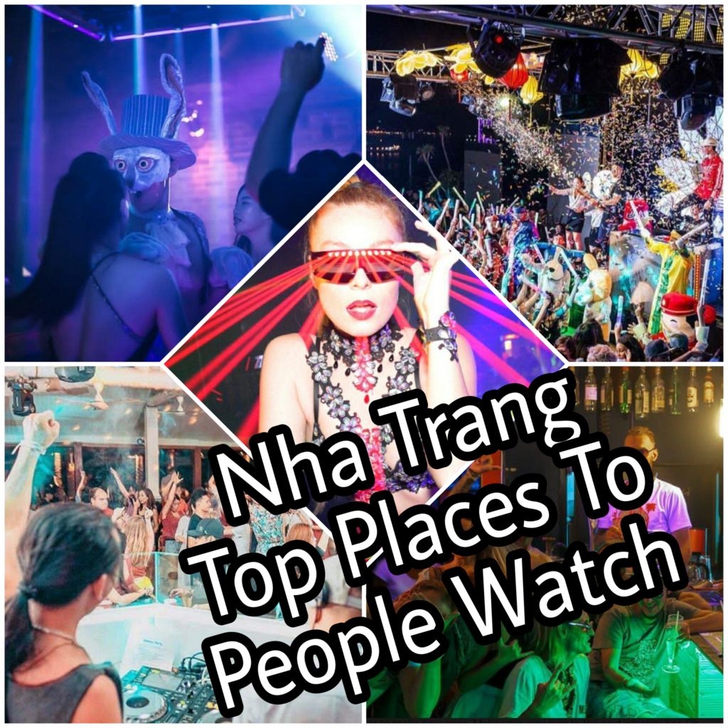 Nha Trang Nightlife – Top Places To People Watch