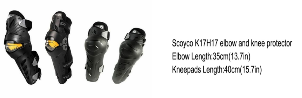 knee pads overview