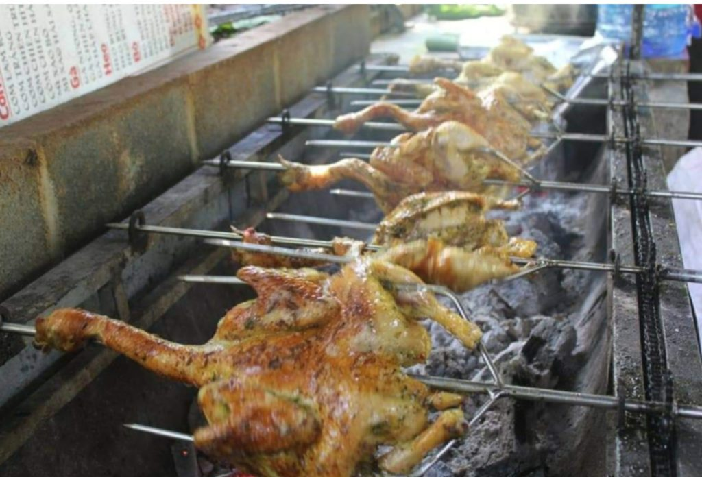 Chicken Roasting
