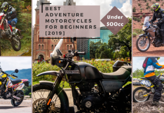 Best Adventure Motorcycles For Beginners [2019] – Under 500cc