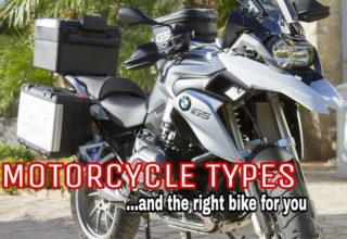 Adventure Motorcycle Types – The Right Bike For You