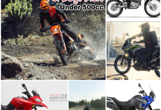 Best Adventure Motorcycles For Beginners – Under 500cc