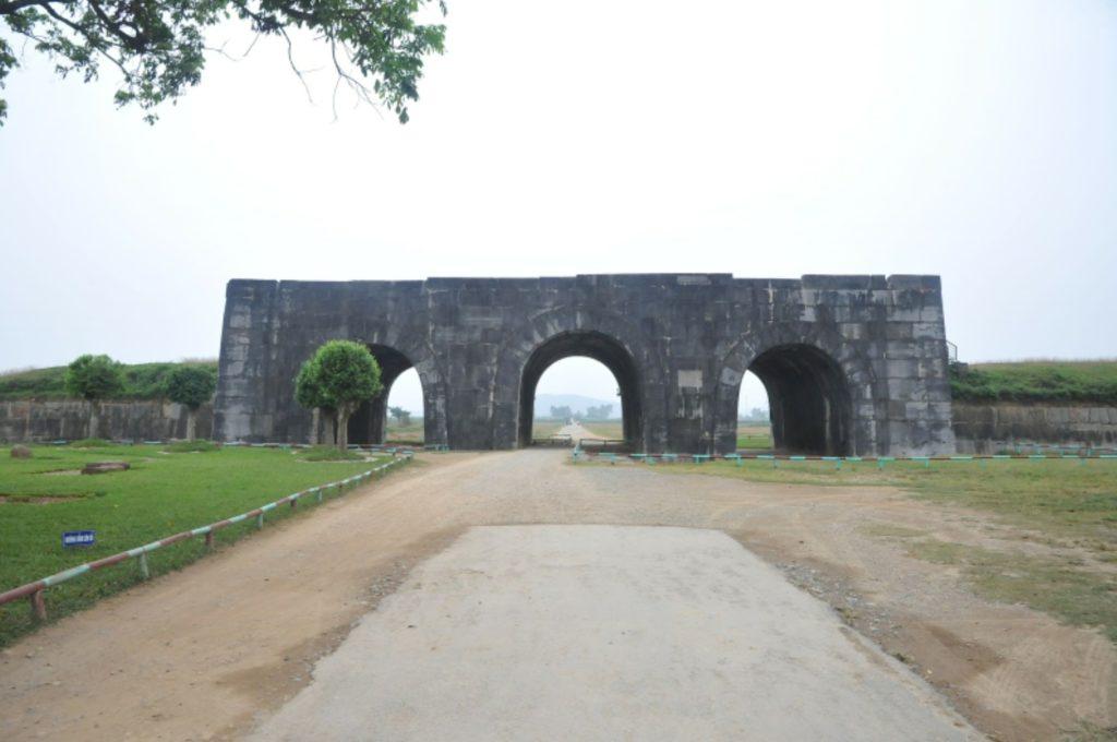 Ho Citadel Front Gates