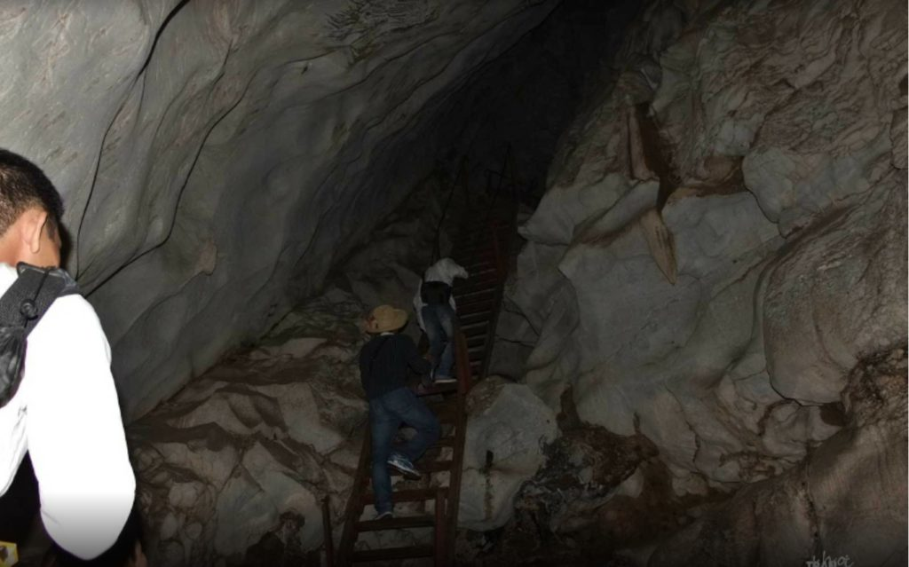 Cave Of Prehistoric Man