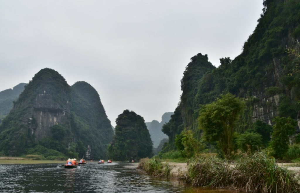 Trang An Scenic Area