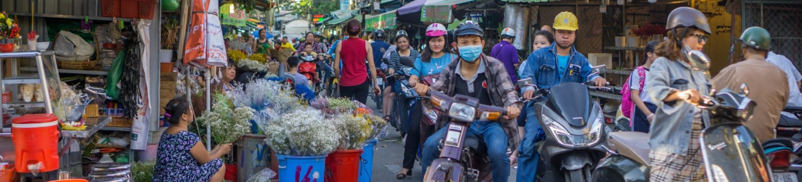 Hanoi Motorbike shop