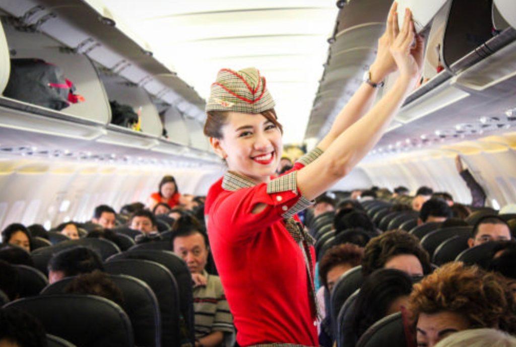 VietJet Stewardess
