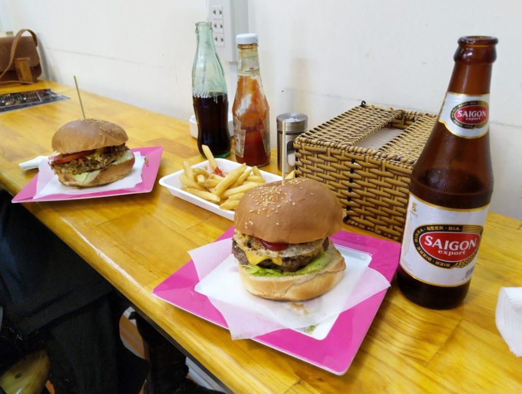 Gourmet Burger Dalat