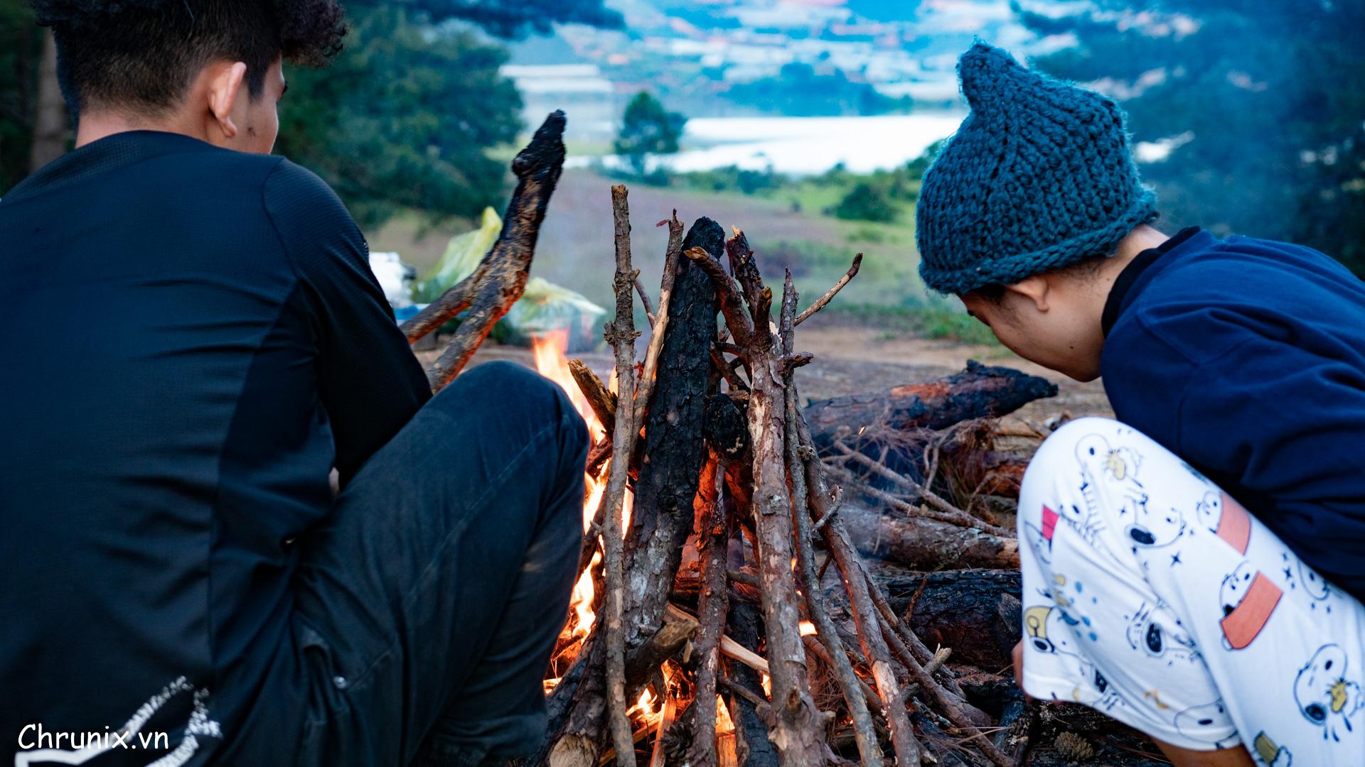 Dalat camping