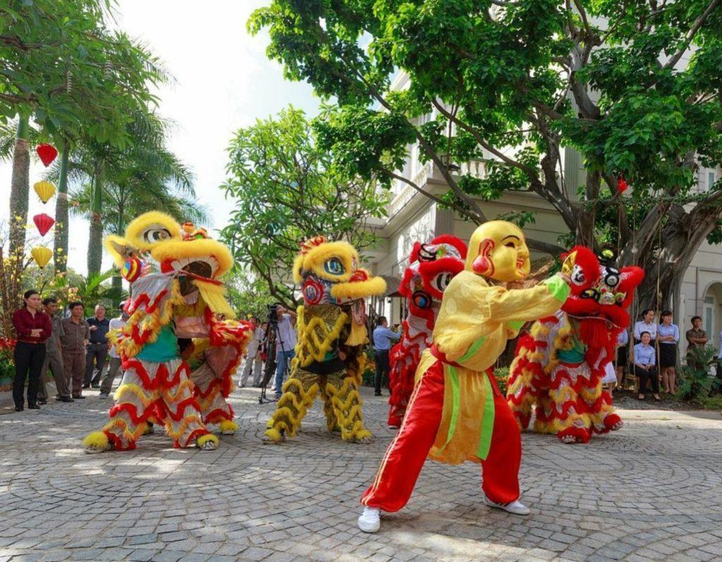Parade TET Festival