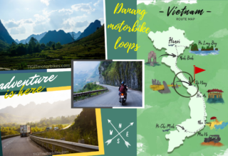Danang Motorbike Loops – Daily Activities Guide