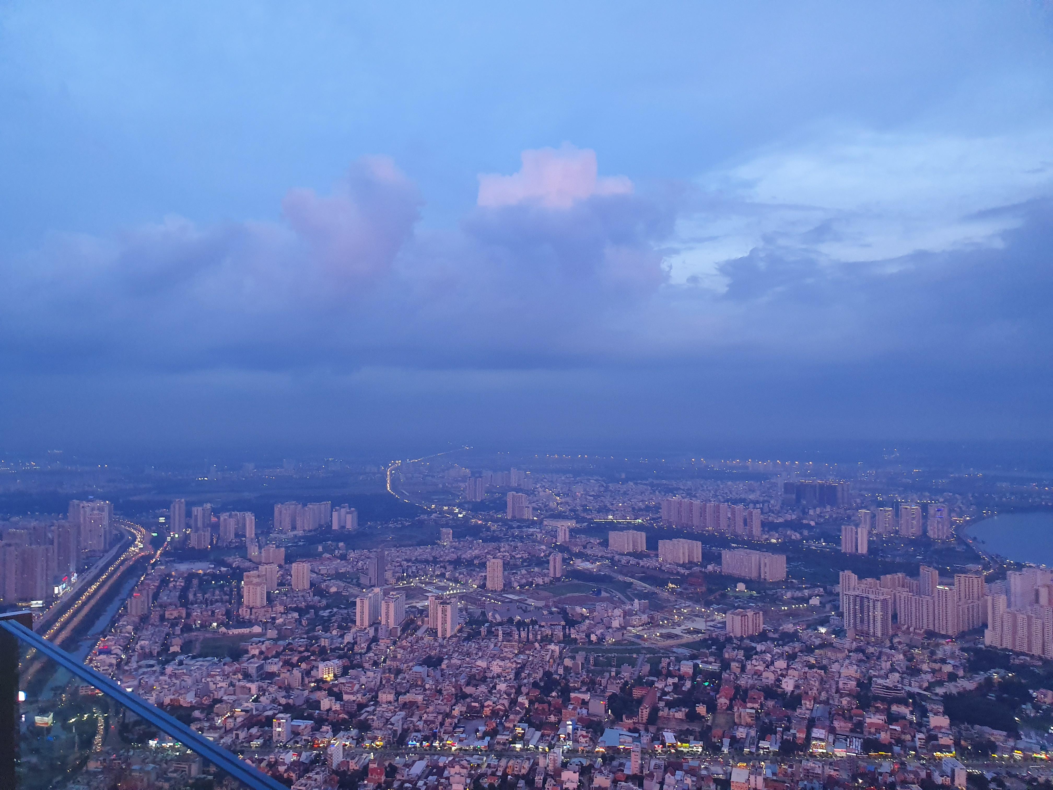 landmark81 incredible view