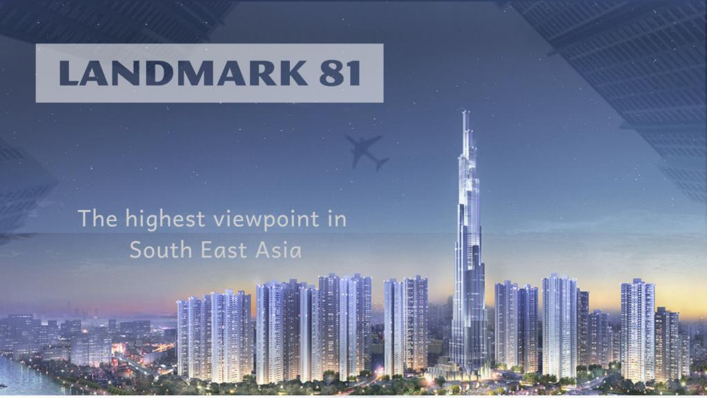LandMark 81- 14th tallest building in the World