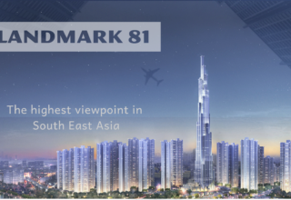 LandMark 81- 14th tallest building in the World