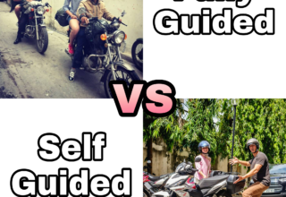 Tours: Self-guided vs back of the bike. Which is right for you?