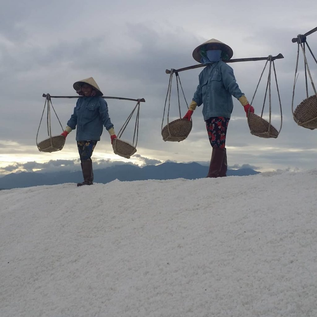 Hon Khoi Salt Fields Ninh Hoa