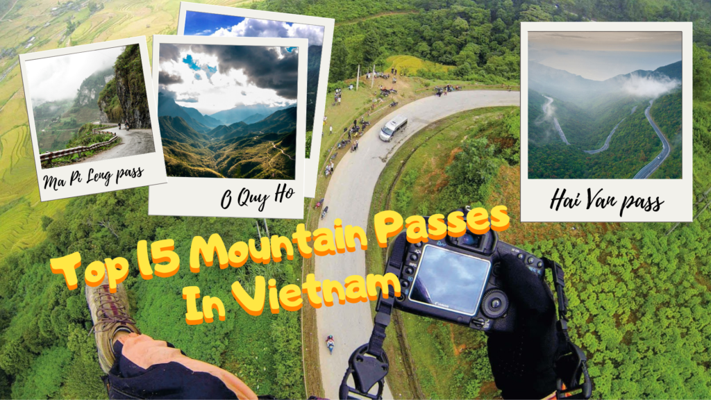 Top 15 Mountain Passes In Vietnam