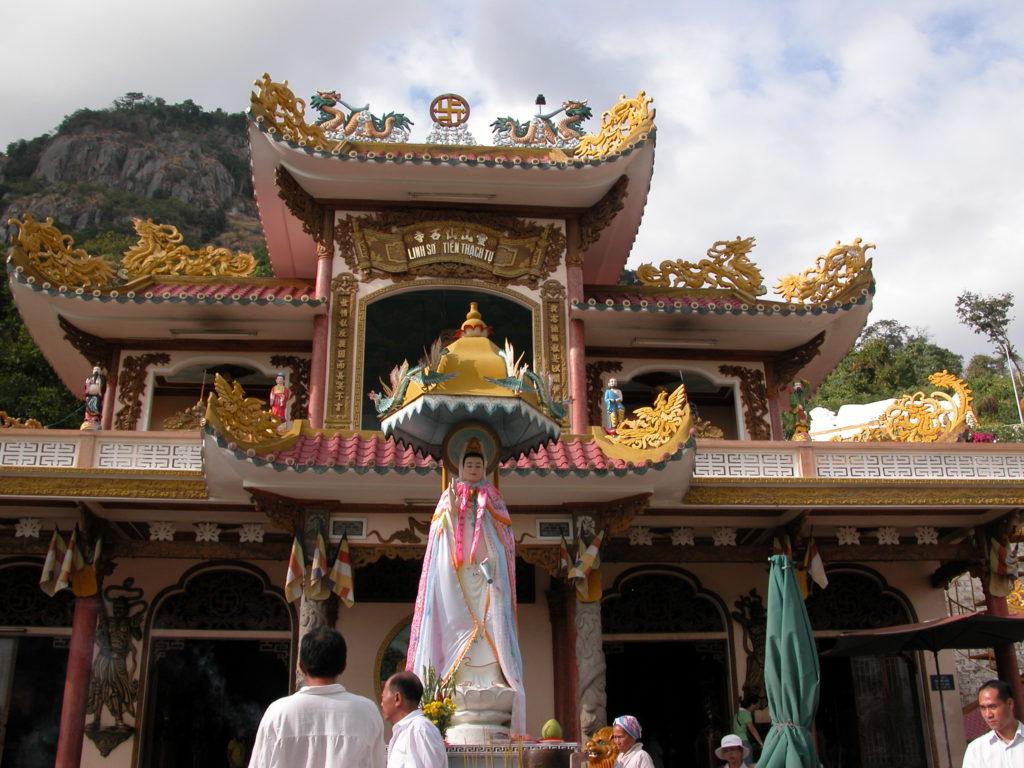 Black Virgin Mountain Pagoda
