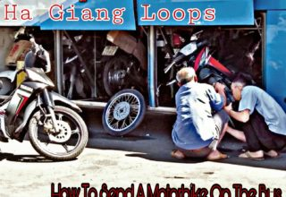 Ha Giang Loops – How To Send A Motorbike On The Bus