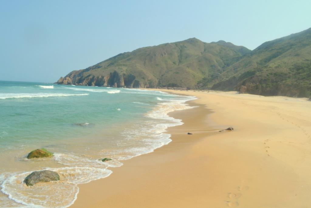 Ky Co Beach, Qui Nhon.