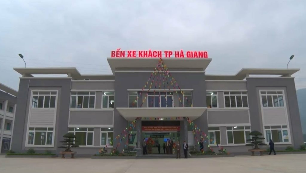 Ha Giang Bus Station