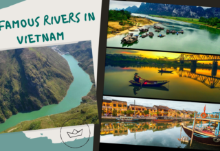 12 Famous Rivers in Vietnam