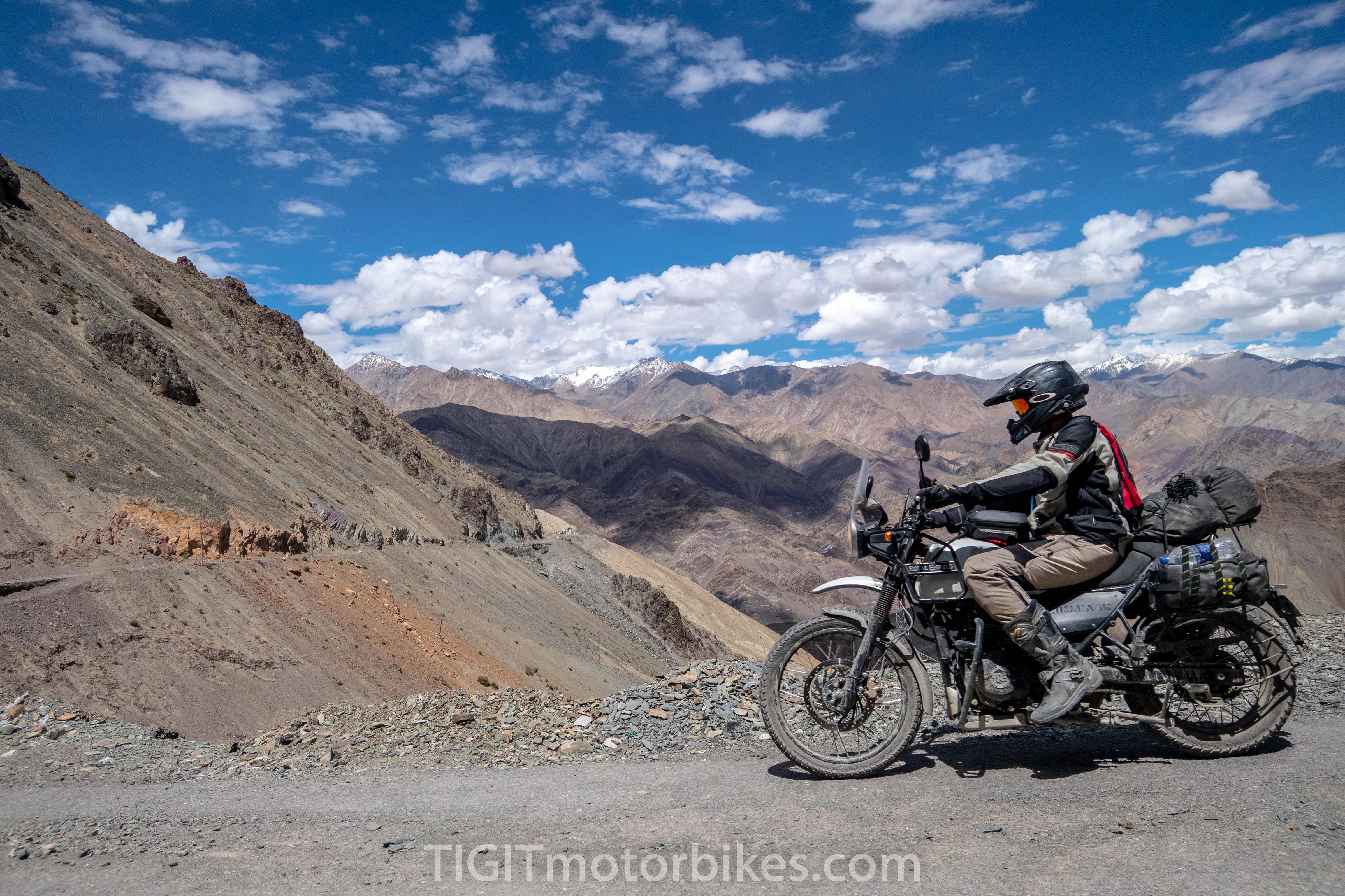 Himalaya cliffs