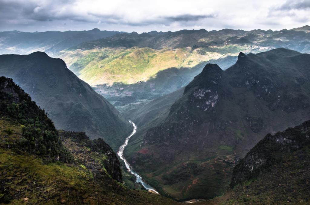 Sông Nho Quế - Nho Que River