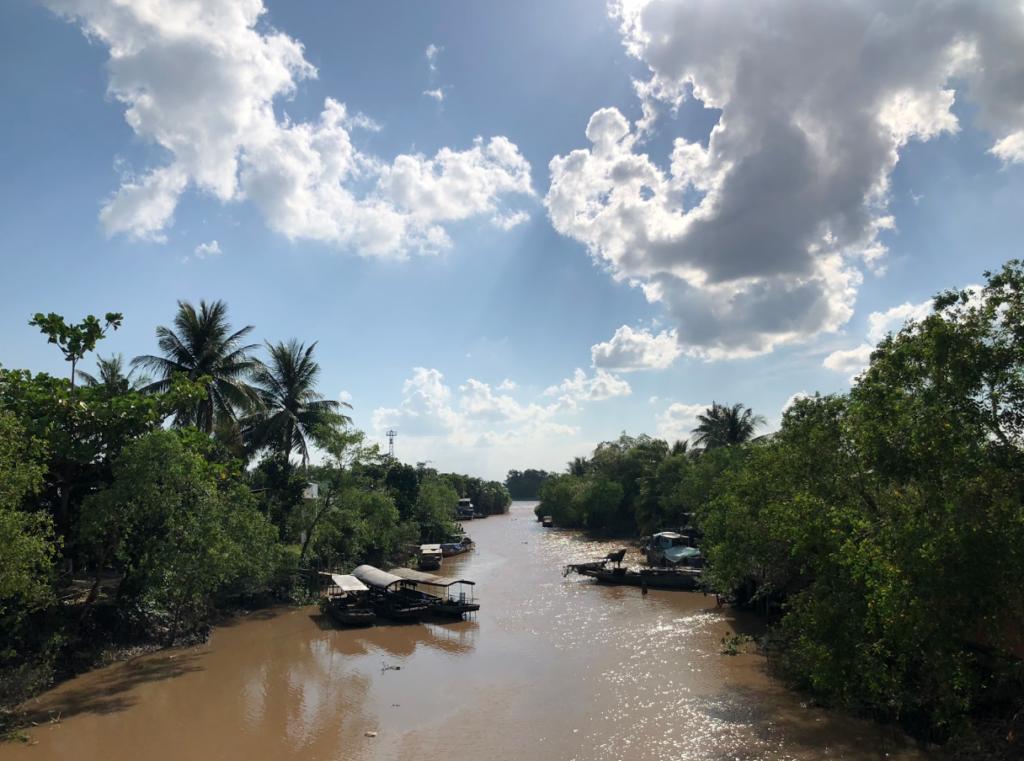 Sông Cửu Long - Me Kong River