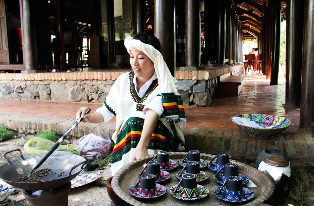 Trung Nguyen Village