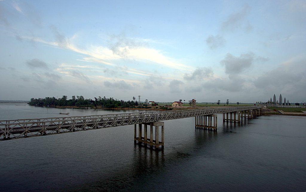 benhai river