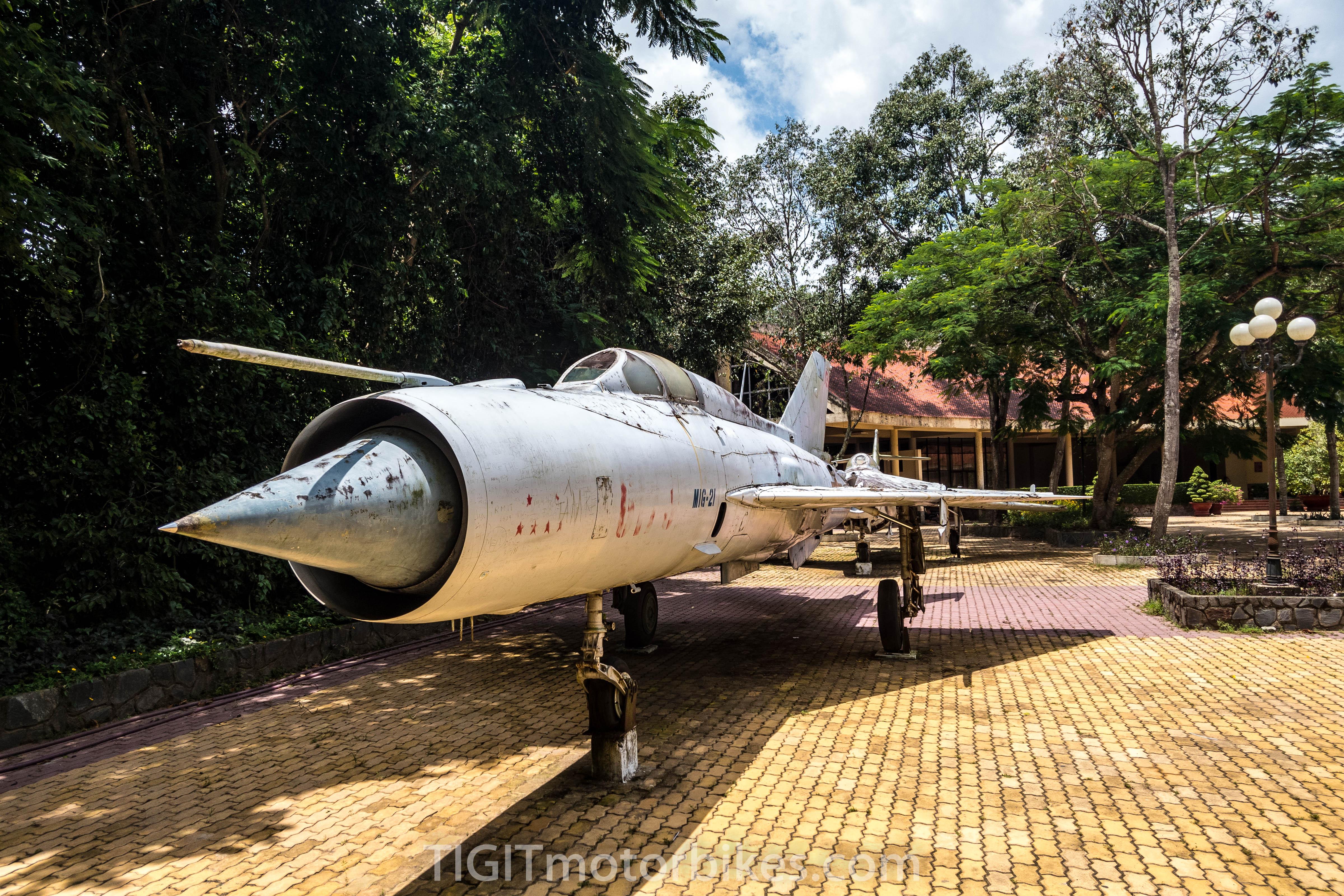Aircraft Cu Chi