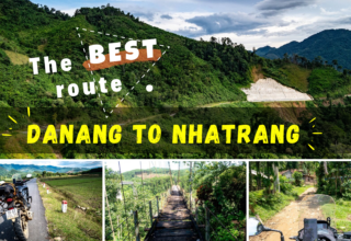 Danang to Nha Trang – The BEST Route