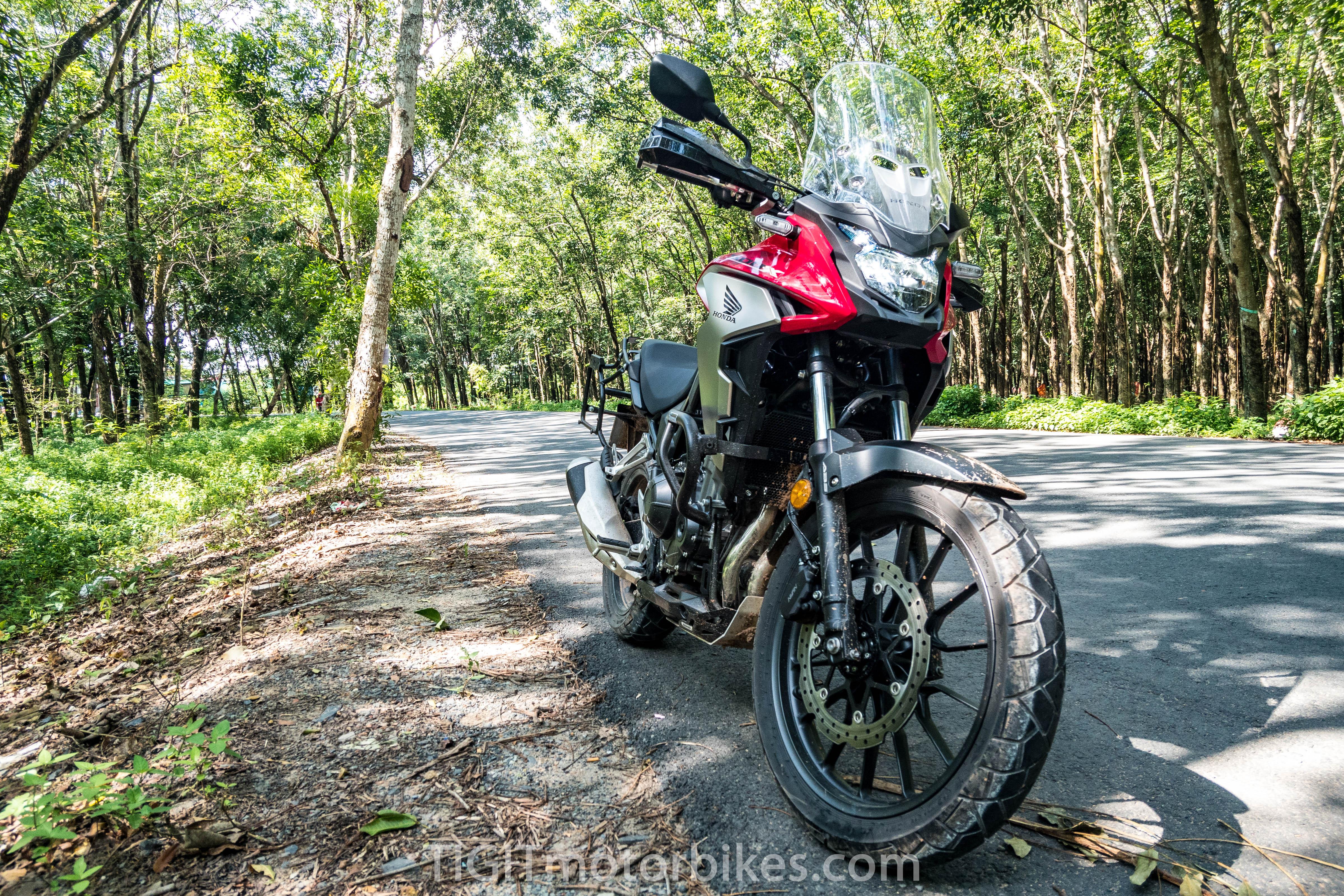Pleasant drive near Cu Chi Tunnels