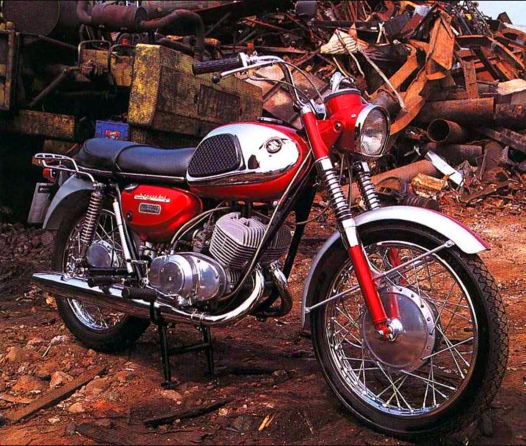 Suzuki.org - 1966 T20 Super-Six - S6 Hustler.