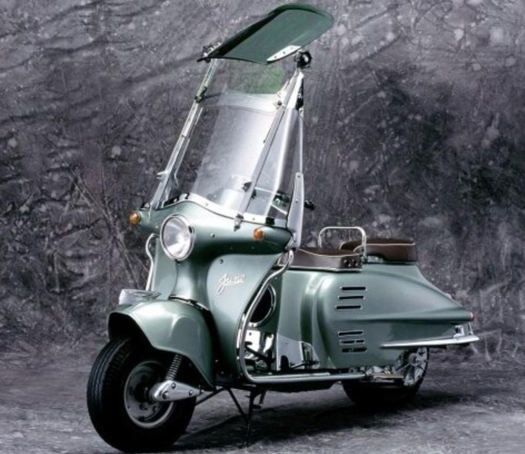Honda 1954 Juno K-type.
