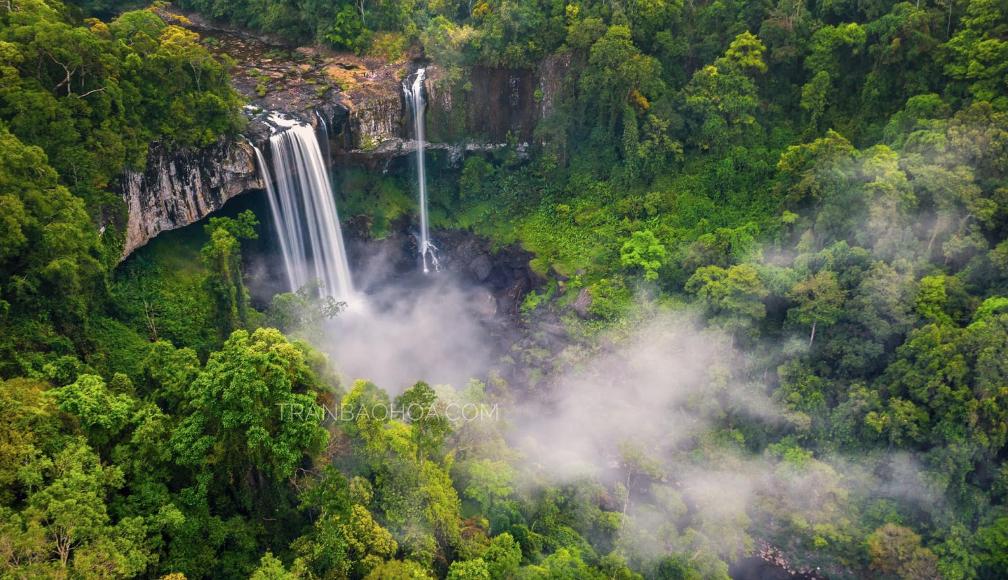K-50 Waterfall