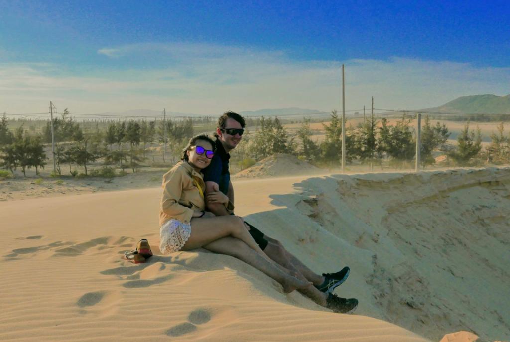 Phuong Mai sand dunes