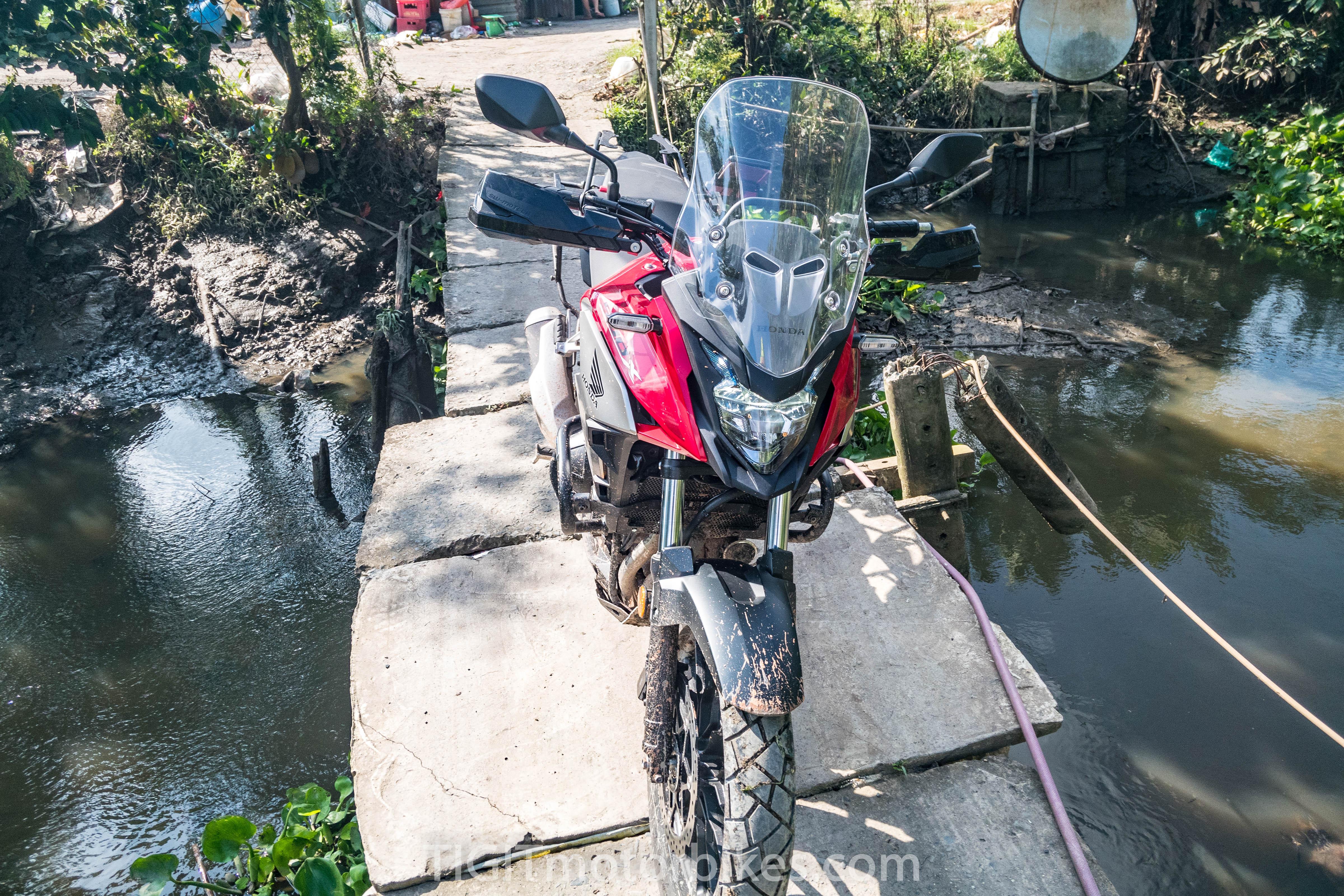Fun Little bridge to cross