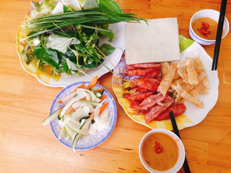 Vietnamese grilled meat