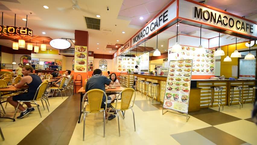 Vietnam food court